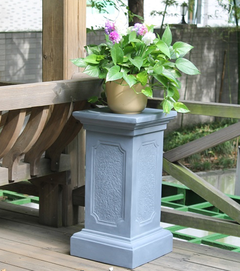 FO-181 Fiberglass Flower Rack and Planter